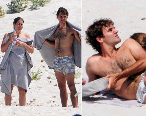 Roger Federer | Gossip Drew Barrymore Instagram