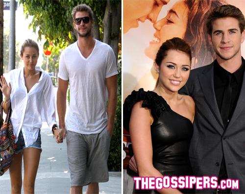 kikapress miley Miley Cyrus e Liam Hemsworth, rottura ufficiale!