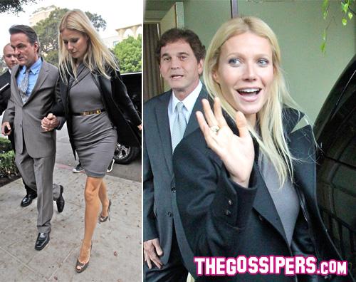 gwyneth pranoz Gwyneth Paltrow: niente compromessi per la carriera