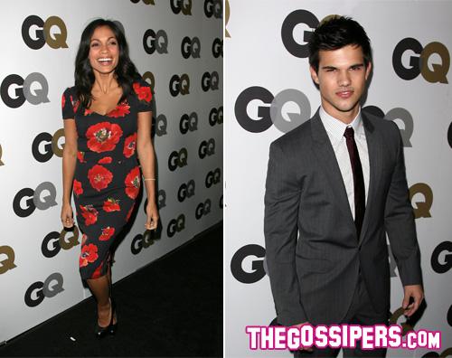 gq festa Taylor Lautner e non solo al party GQ Men of the Year