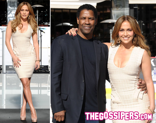 jlo denzel Jennifer Lopez portavoce del Boys and Girls Clubs Of America