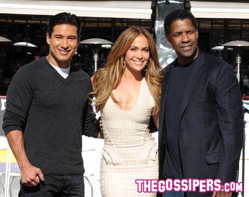 jlo mario denzel Jennifer Lopez portavoce del Boys and Girls Clubs Of America