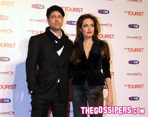 roma brangelina Angelina ritarda nel formalizzare il divorzio