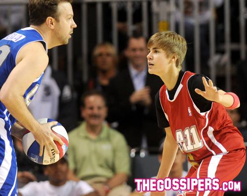bieber altezza Justin Bieber protagonista dellAll Star celebrity game