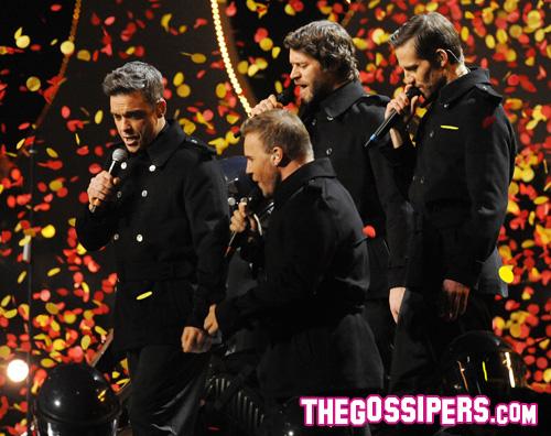 take that I Brit Awards premiano Rihanna e Justin Bieber
