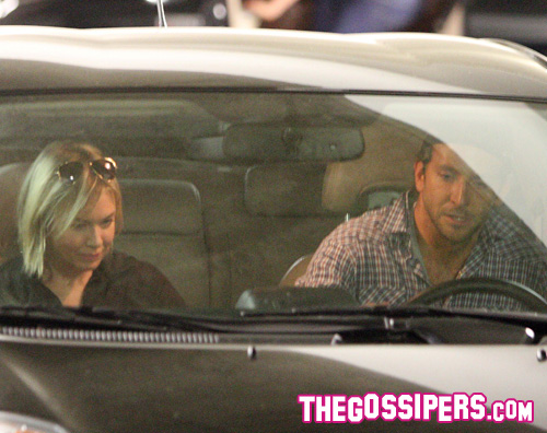 bradley renee2 Bradley Cooper e Renée Zellweger si sono lasciati