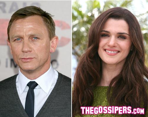 craig rachel Matrimonio segreto per Rachel Weisz e Daniel Craig!