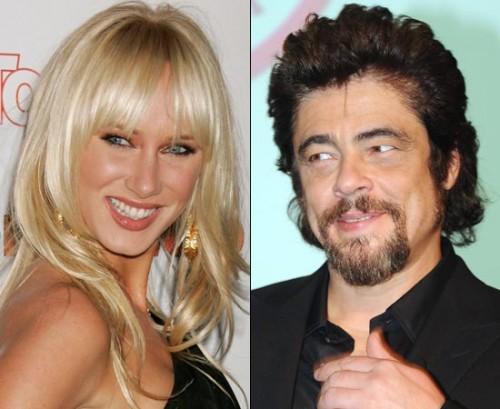 01benicio del toro Kimberly Stewart ff973046 500x409 Benicio Del Toro diventa padre