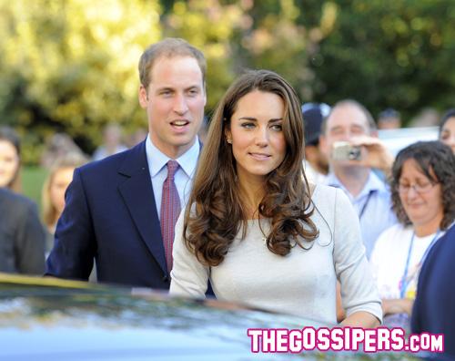 sutton middleton william William e Kate impegnati a Sutton