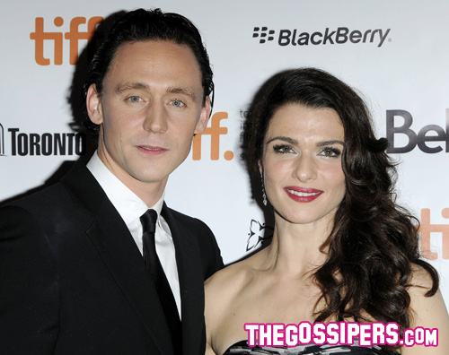 tiff rachel tom TIFF 2011: Rachel Weisz presenta The Deep Blue Sea