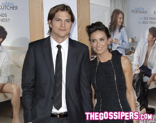 demi moore ashton divorzio Demi Moore parla ancora del tradimento di Ashton Kutcher