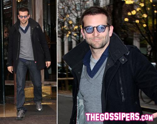 shopping bradley Shopping a Parigi per Bradley Cooper