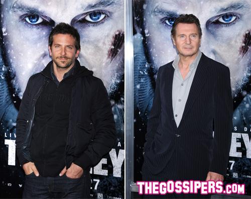grey 1 Liam Neeson presenta The Grey