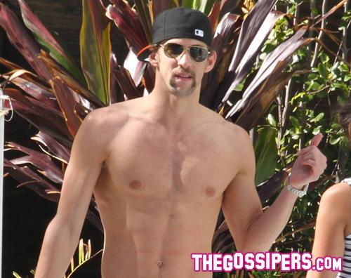 phelps miami Michael Phelps single e baffuto a Miami
