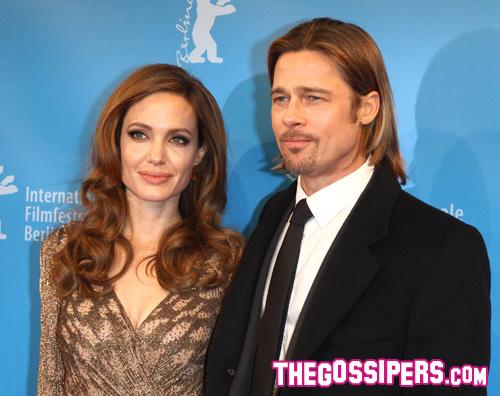 brad angelina berlino Angelina Jolie e Brad Pitt adottano un bambino siriano