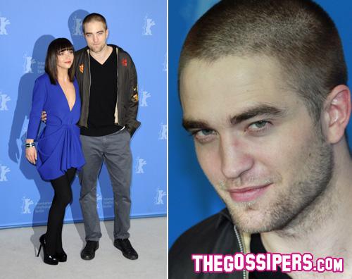 robert christina2 Robert Pattinson porta Bel Ami a Berlino