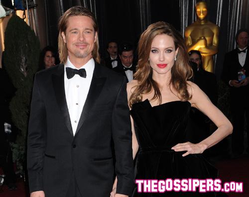 angelina brad Angelia Jolie parla della rottura con Brad Pitt