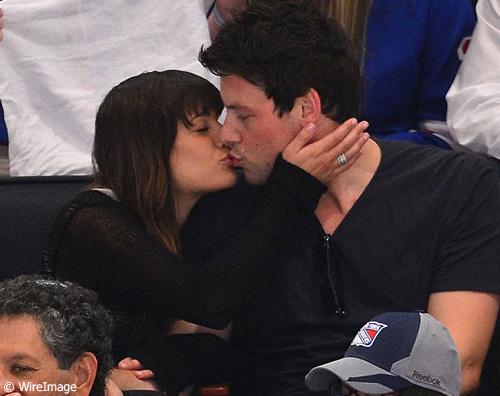 coryleabacio E amore tra Lea Michele e Cory Monteith!