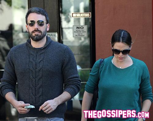 jennifer ben1 Ben Affleck e Jennifer Garner divorziano?