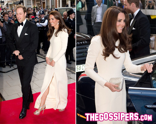 kate will Cena di gala per William e Kate