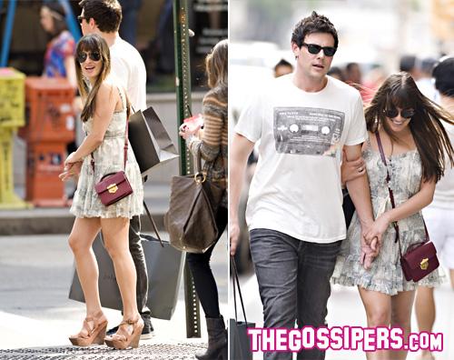 lea cory E amore tra Lea Michele e Cory Monteith!