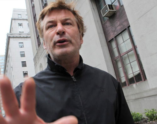 alec baldwin Alec Baldwin arrestato a New York