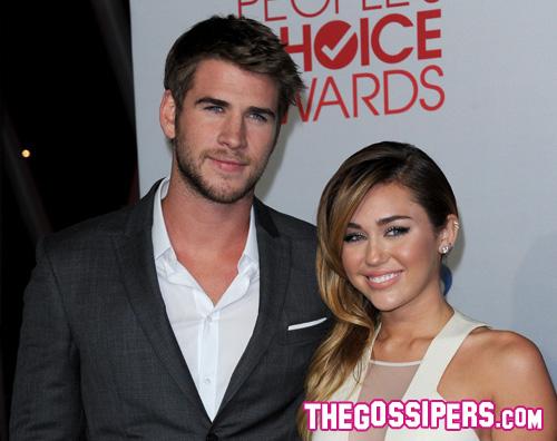 miley liam Miley Cyrus, Liam Hemsworth ed i problemi di coppia