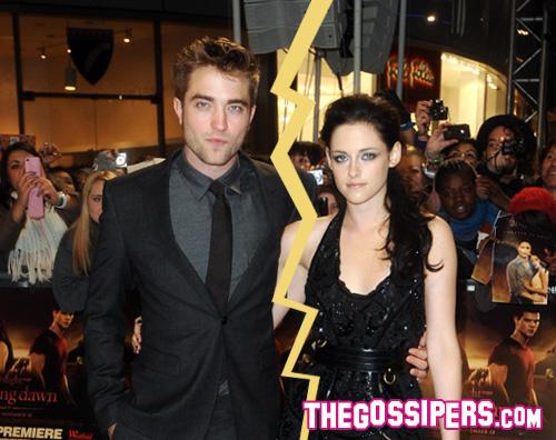 kristen robert Robert Pattinson lascia la casa dove conviveva con Kristen