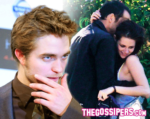robert2 Robert Pattinson lascia la casa dove conviveva con Kristen