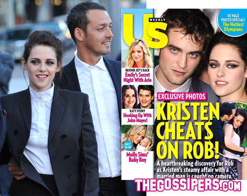 stewart robert Kristen Stewart si scusa con Pattinson dopo il tradimento