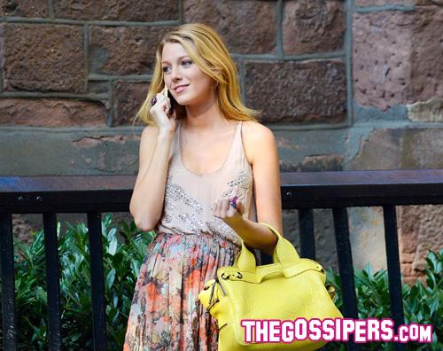 blake lively Blake Lively sugli anni di Gossip Girl: cosa le manca di più?