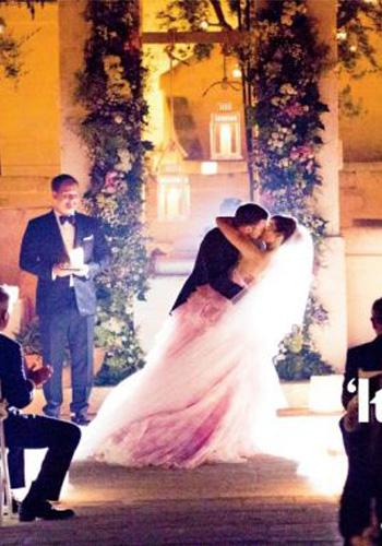 Matrimonio In Puglia Justin Timberlake : Momenti romantici tra i neo sposi gossip