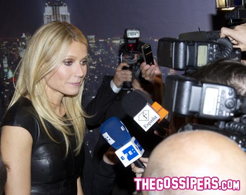 gwyneth madrid Gwyneth Paltrow rivela: Ho rischiato di morire
