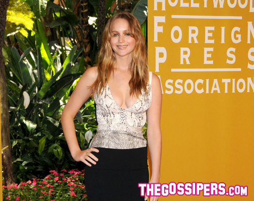 jennifer lawrence Jennifer Lawrence: Sono grassa per Hollywood