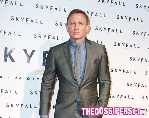 daniel craig gq Daniel Craig è luomo più stiloso nel 2012 per GQ
