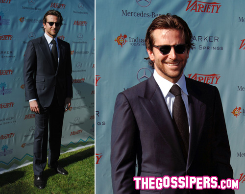bradleypalm Bradley Cooper festeggia il compleanno a Palm Springs