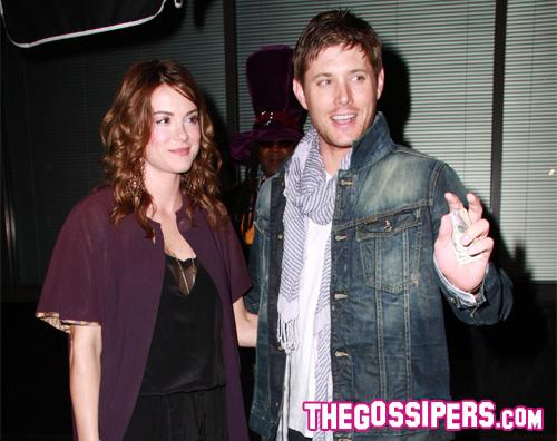 jensen moglie Jensen Ackles diventerà papà!