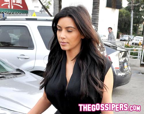 kim Kim Kardashian sulla gravidanza: Non è facile