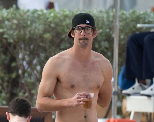 phelps Michael Phelps inizia il 2013 da single