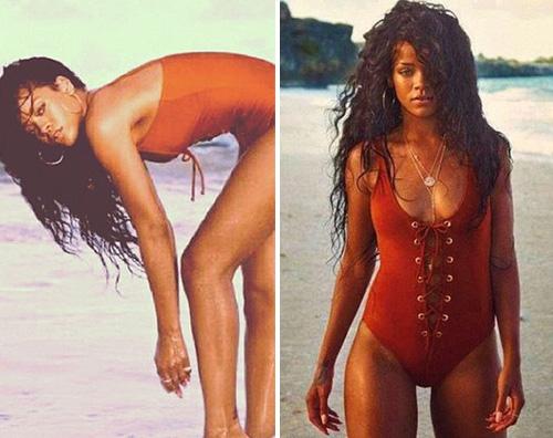 rihanna2 Rihanna testimonial per le Barbados