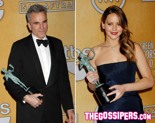 sag premiati Argo trionfa anche agli Screen Actors Guild Awards