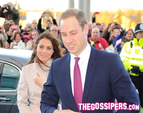 williamkate Il figlio di William e Kate nascerà a Luglio
