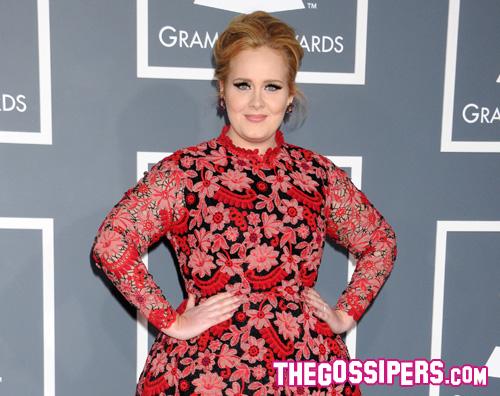 adele Adele reagisce alla reunion delle Spice Girl