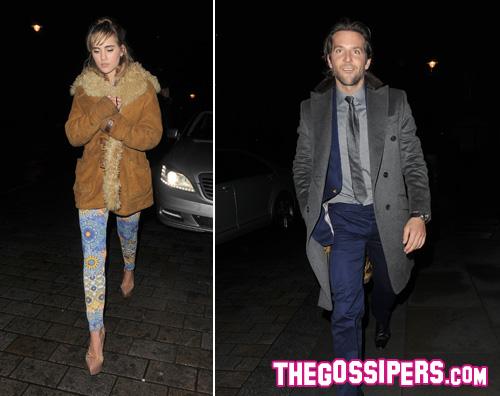 gossipers bradley Bradley Cooper beccato con Suki Waterhouse