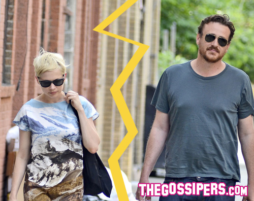 segel E finita tra Michelle Williams e Jason Segel