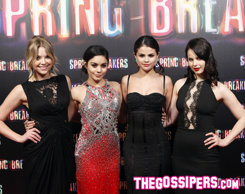 spring22 Spring Breakers sbarca a Madrid