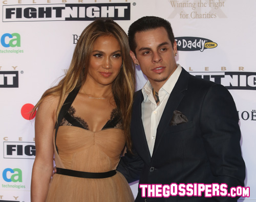 casperjlo Jennifer Lopez a Phoenix per beneficienza