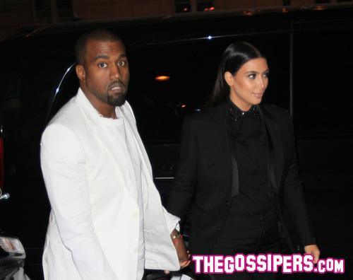 gossiperskk Kanye West è un gentiluomo per la sua Kim