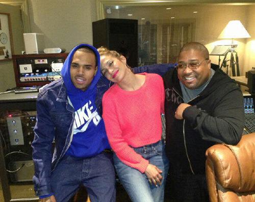 lopez Jennifer Lopez collabora con Chris Brown