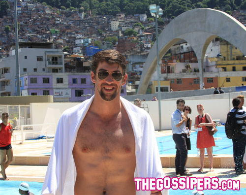 phelps2 Arresto e rehab per Michael Phelps